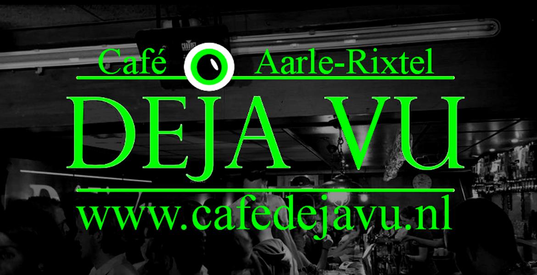 Logo Design cafe Dejavu