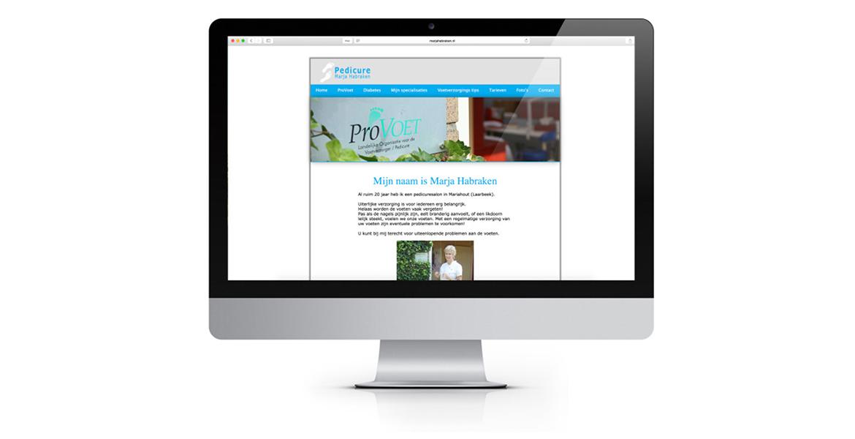 Website Marja Habraken