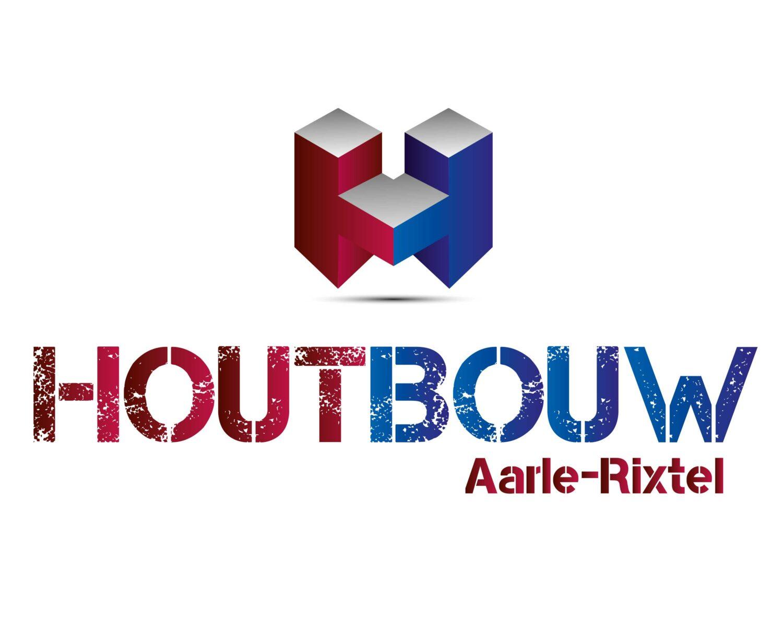 Logo Houtbouw - Thijs Design