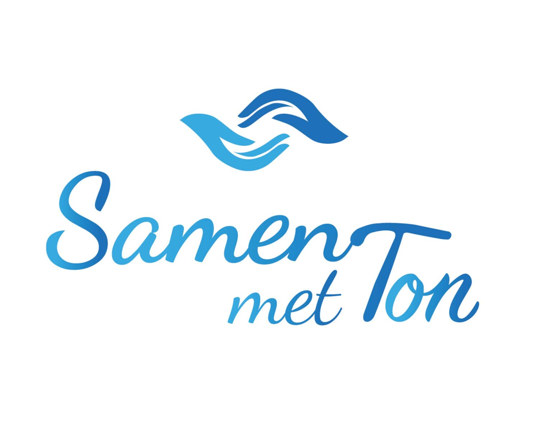 Logo Samen met Ton - Thijs Design