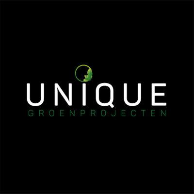 Logo Unique Tuinprojecten