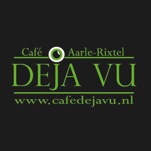 Logo cafe dejavu