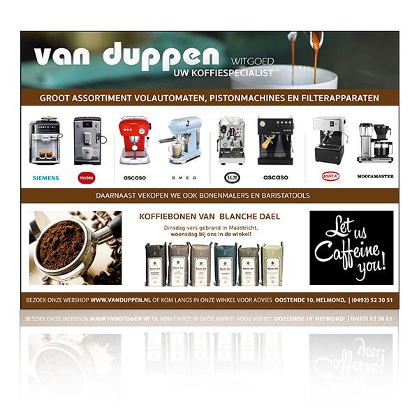 Advertentie design