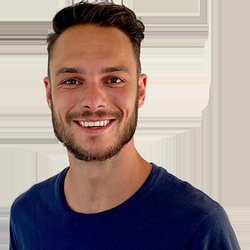 Portrait Thijs van Uden