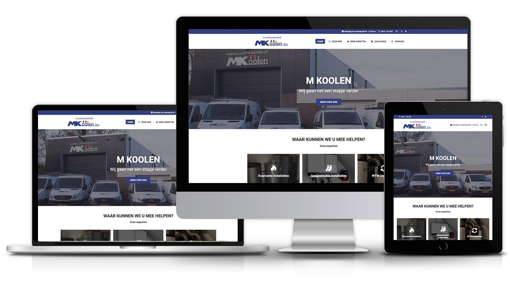 Website Mkoolen